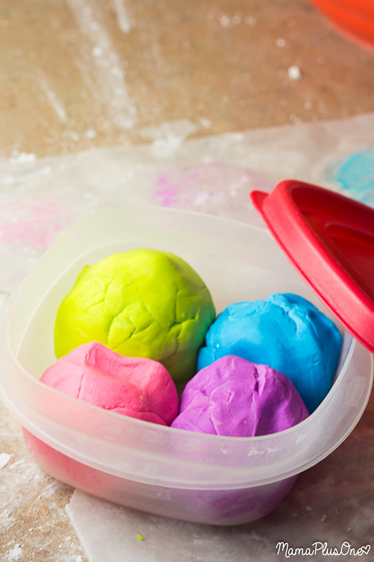 Diy Play Dough Soap For Bathtime With Only 3 Ingredients